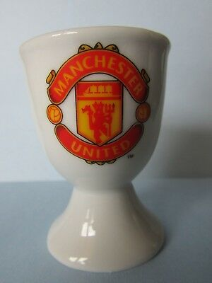 Fab *Manchester United* Team Football Supporter Ceramic Egg Cup
