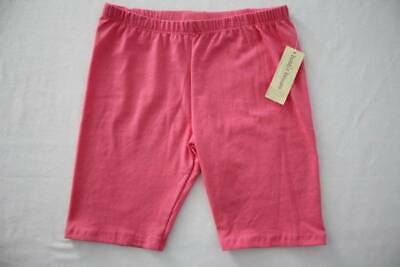 NEW Girls Pull on Shorts XL Size 14-16 Pockets Drawstring Summer Casual Pink