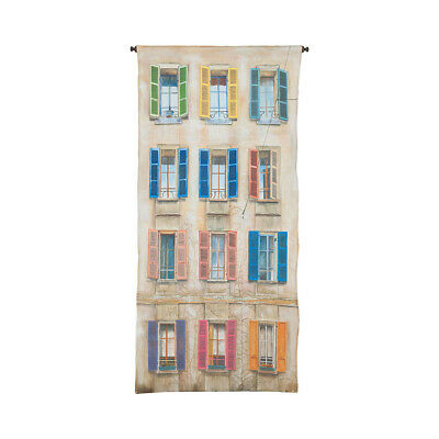 Guildmaster 1617016 Window And Shutter 57 X 26 inch Tapestry