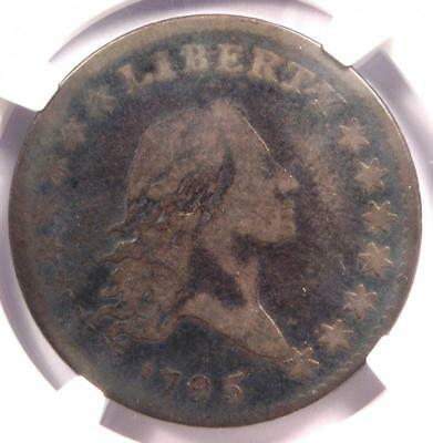 1795 Flowing Hair Half Dollar 50C Coin O-131 - Certified NGC G6 - $1,300 Value!