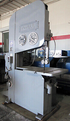 """DoALL 36"""" VERTICAL METAL CUTTING BAND SAW w/ 36"""" Table, 10-HP"""
