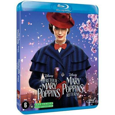 Blu-ray Neuf - Le Retour de Mary Poppins