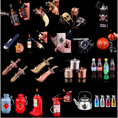 Top 18 Models of Mini Creative Lighter Free shipping To US UK WORLD