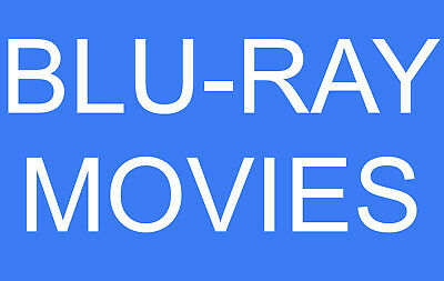 Blu-Ray Movies From Personal Collection - Pick Your Movie - Free US Shipping