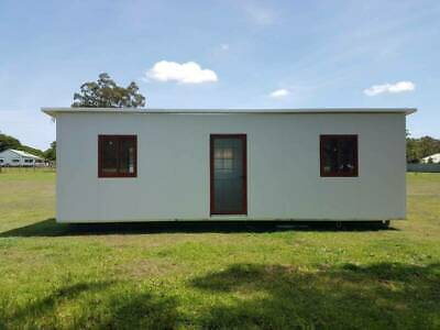 9M X 3.2Mx3.2M Two Bedroom Cabin, Portable Building, Side Office