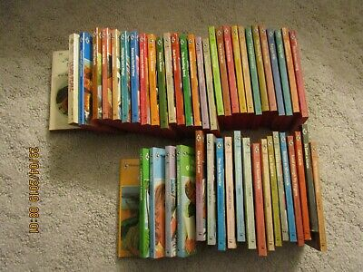 Lot 3 of 47 Vintage Harlequin Romance 2 Presents Books All Red Edges 1970's
