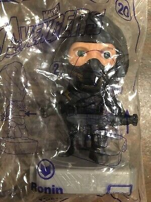 Mcdonalds Avengers End Game#20 Ronin Happy Meal 2019, Never Opened, In Plastic