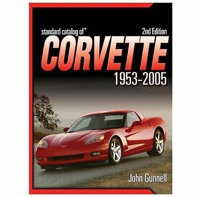 Standard Catalog of Corvette 1953-2005 CD - Gunnell, John - Book - 2013-03-29