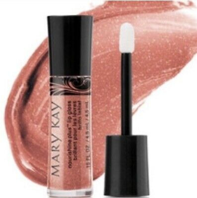 Mary Kay Fancy Nancy Nourishine Plus Lip Gloss Free Shipping Bnib