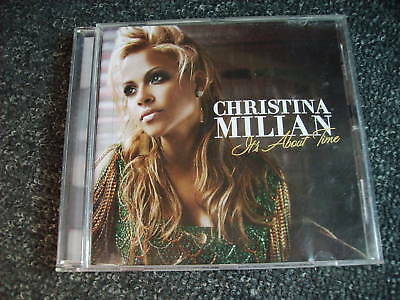 Christina Millan-Its about Time CD-Made in Germany