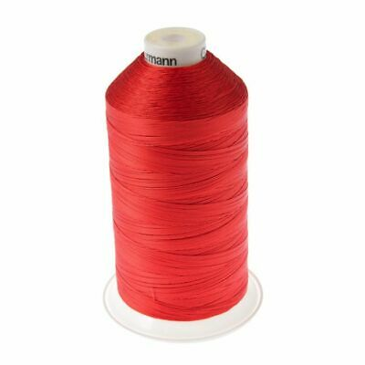 Solbond 10 special sewing thread red spool 1000 m