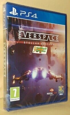 Everspace Stellar Edition Playstation 4 PS4 Pre-Order Release Date 07/06/2019