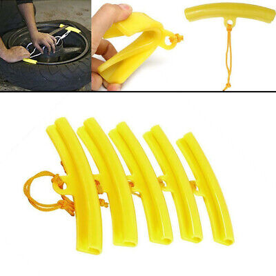 5Pcs Car Tire Changer Guard Rim Protector Tyre Wheel Changing Edge Cover Hot