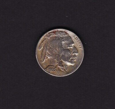 United States 5 Cent Coin 1935 S