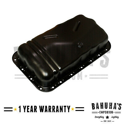 Steel Engine Oil Sump Pan For Renault Trafic Mk3 2.5 Dci *New* 2001-Onward