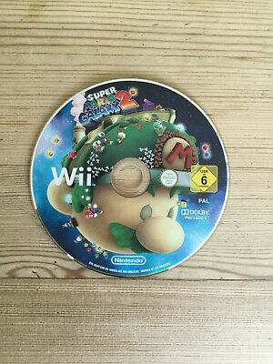 Super Mario Galaxy 2 for Nintendo Wii *Disc Only*