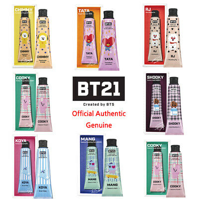 BTS BT21 Olive Young Perfume Hand Cream Official Authentic Goods Genuine