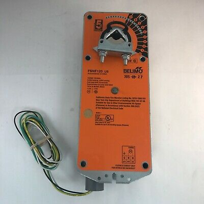 Belimo FSNF120 Actuator FAST SHIPPING NEW
