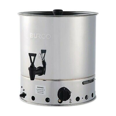 Genuine New Burco 20L Lp Lpg Gas Hot Water Tea Urn Catering Boiler 20 Litre