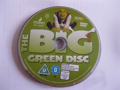 Shrek The 3Rd - The Big Green Disc - Disc Only  (Ds50) {Dvd}