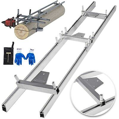 ChainsawRail Mill Guide System 9ft 1.5M 2 Reinforce Jungle Forest Professional