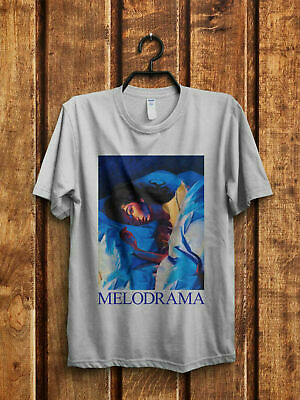 New LORDE Melodrama Concert World Tour T-Shirt Men's Size S-2XL
