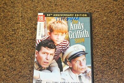 Andy Griffith Show DVD, Frances Bavier, Don Knotts, Ron Howard, Andy Griffith