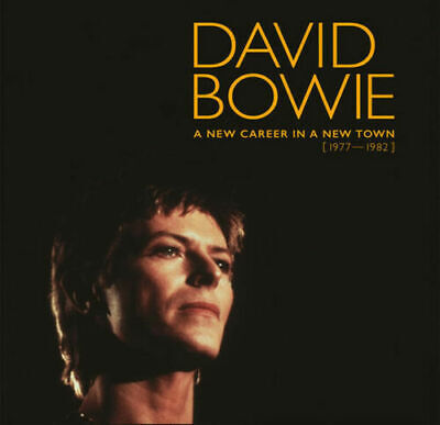 """David Bowie """"A New Career In A New Town (1977-1982)"""" 11xCD Box Set Collection"""