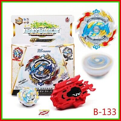 Toupie Beyblade BURST GT B-133 Ace Dragon.St.Ch Tan DX Starter *FRENCH SELLER*