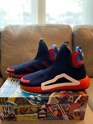 6a85096a329b Adidas x Marvel Avengers N3XT L3V3L - Captain America Size 14! Brand New In  Hand