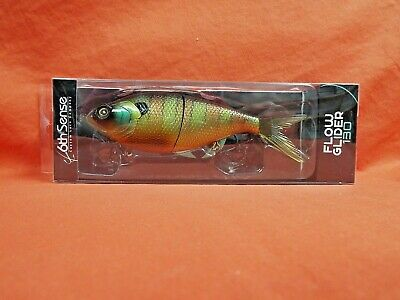 6TH SENSE FLOW GLIDER130 130MM 1.6OZ SLOW SINK GHOST GIZZARD