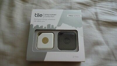Tile Style & Sport Combo Pack (Pro Series) RT-14002-US