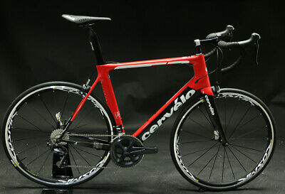 bb75369fdd6 '18 Cervelo S3 Carbon Road Bike Ultegra 8000 56cm 11s Mavic Cosmic Rim Used  DEMO. '