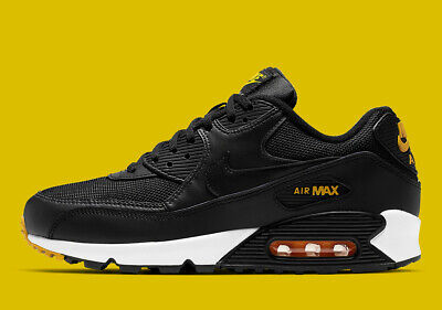 official photos 49837 b70f8 New Men s Nike Air Max 90 Essential Shoes (AJ1285-022) Black