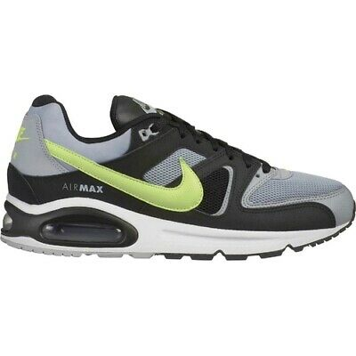the latest 7930f 07a26 New Men s Nike Air Max Command Shoes (629993-047) Wolf Grey Black
