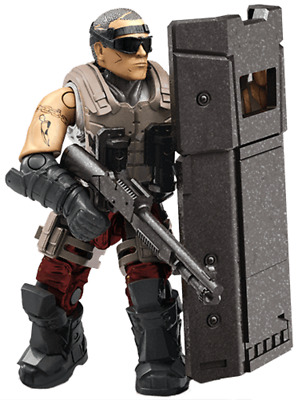 RUIN FIGURE FROM Mega Construx Call Of Duty Black Ops 4 Standoff GCP05