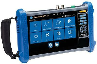 CCTV & IP Camera Test Monitor - IDEAL NETWORKS