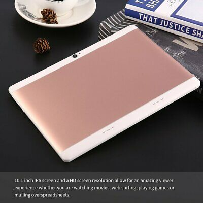 """KT107 10.1"""" Android Tablet Dual SIM 2G/3G 16G Tablet with 2K HD IPS Screen SH"""