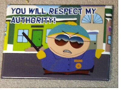 South Park Cartman Having Adverse Effect On My Education Refrigerator Magnet NEW