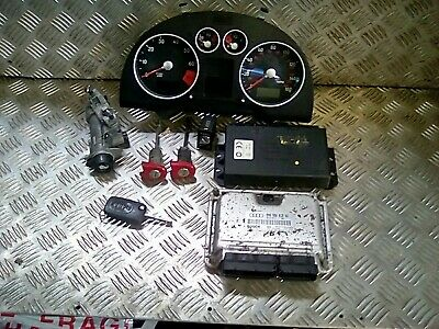 Audi TT Quattro mk1 key ECU ignition set