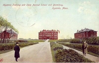 Hyannis Training And State Normal School And Dormitory Hyannis, Ma 1911
