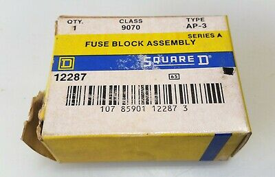 Square D 12287 Fuse Block Assembly