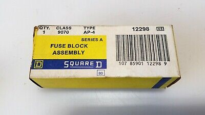 Square D Fuse Block Assembly 12298