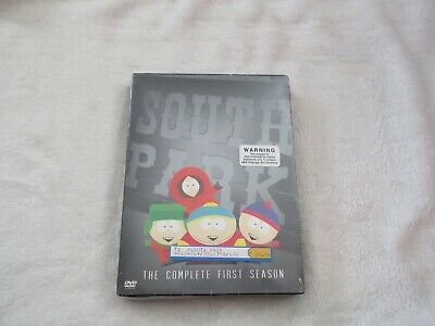 South Park - The Complete First Season DVD NEW FACTORY SEALED