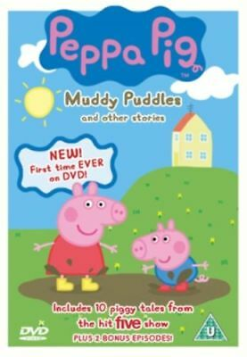 Peppa Pig - Muddy Puddles And Other Stories - DVD