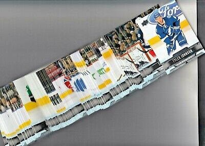 2017-18 Upper Deck Overtime Wave 1 , 2 & 3 With Rc & Sp's U-Pick Finish Your Set