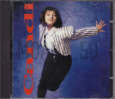 "CD Candi ‎""Same"" 1988 Electro Freestyle Latin Synth Pop Breakdance"