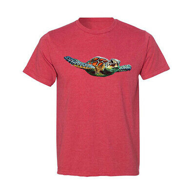 Marine Life, Turtle Ocean Tees Graphic Funny Generic Novelty Unisex T-Shirt