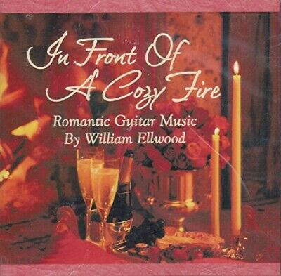 In Front of a Cozy Fire: Romantic Guitar Music -  - CD