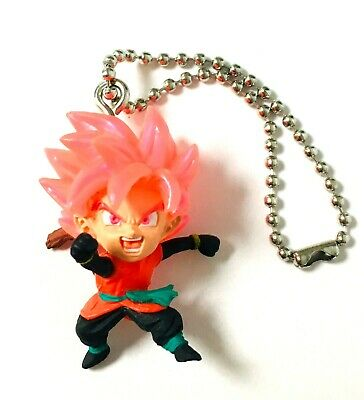 Dragon Ball Super UDM The Best 21 Avatar Keychain Mini Figure DBZ BANDAI Japan